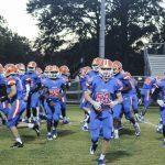 Varsity Football 10.21.16 -Photo Gallery (photos by Nicole Bullard)