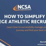 How to Simplify College Athletic Recruiting