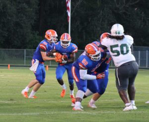 8.31.18 Hanahan Varsity Football vs Woodland (pictures)