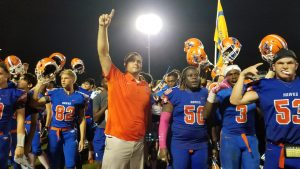 10.19.18 Hanahan Hawks Varsity Football Region Champs!