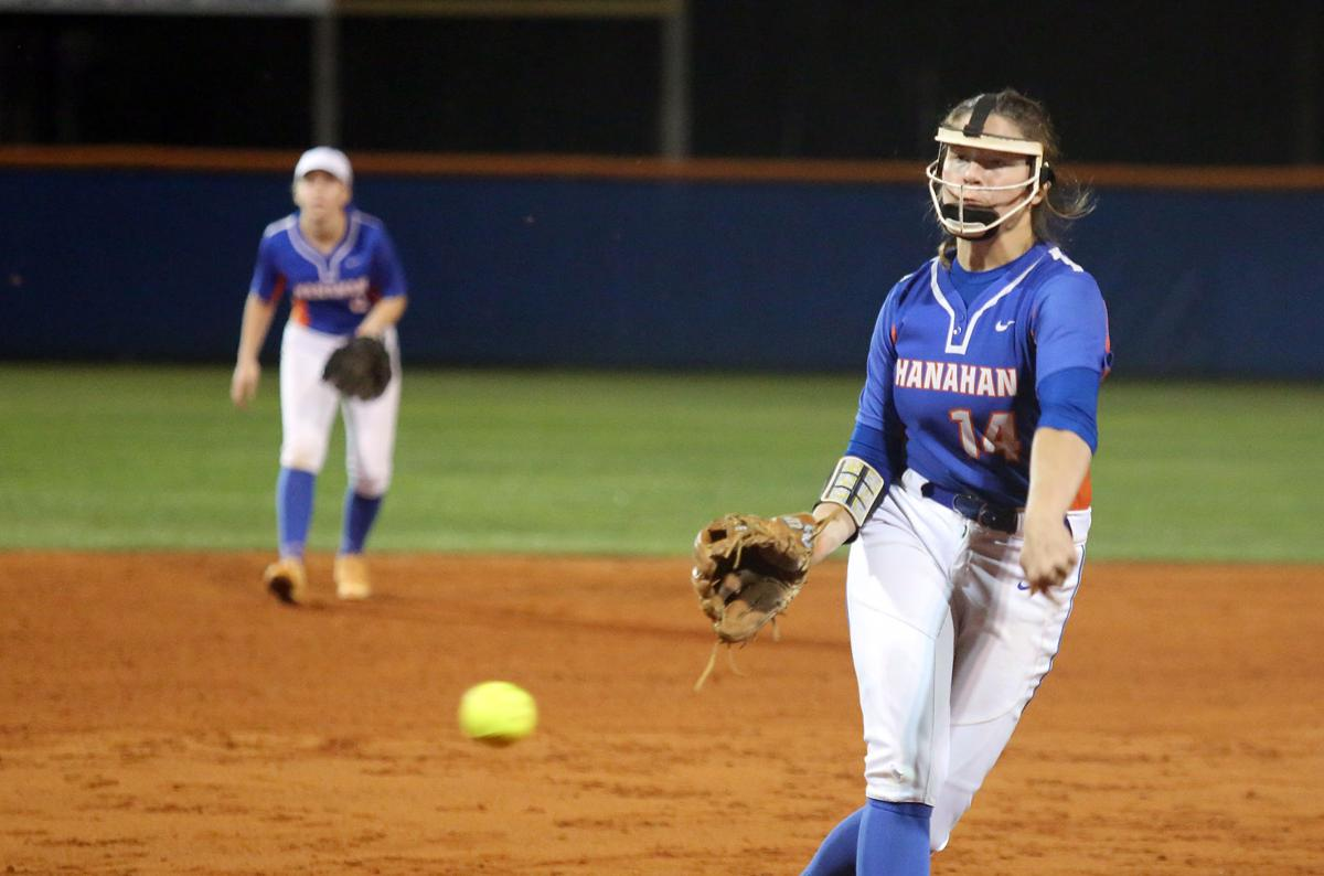 Golden Thrower: Hanahan softball team relying on pitcher with name that fits
