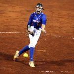 Girls Varsity Softball beats Academic Magnet in Region Opener
