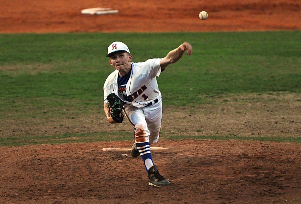 Toman throws no-no against Georgetown