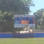 Hanahan Softball advances to District Championship after victory against Dillon.