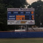 Hawkettes Softball win 1st game in Lower State Playoffs
