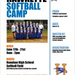 Hawkettes Softball Camp