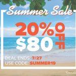 Hawks Sideline Summer Store Savings!