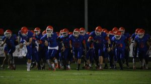8.16.19:  Hanahan Varsity FB vs Cane Bay HS & Berkeley HS @ 2019 Berkeley County FB Jamboree (photo gallery)/Photos by Cyril Samonte