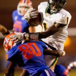 Hawks Varsity Football falls to Myrtle Beach 52 – 7