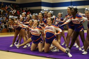10.12.19: Hanahan Varsity Competition Cheer Team Takes 1st Place at 2019 Patriot Cheer Classic @ Fort Dorchester/Photos by Cyril Samonte