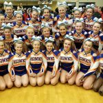 Hanahan's Competitive Cheer qualify for State Finals
