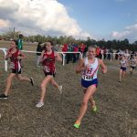 Hanahan's Girls XC Team Finish 8th Place in 3A State Finals