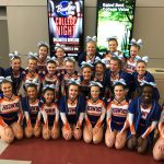 Hanahan Competitive Cheer finish 10th at 3A State Finals