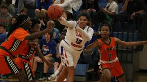 Hanahan Varsity Girls Basketball for Week 12.13.19/Photos by Cyril Samonte