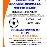 5th Annual Hanahan HS Soccer Oyster Roast