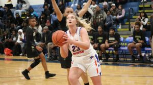 2.7.2020:  (Photo Gallery) Hanahan Varsity Girls Basketball vs Manning HS/Photos by Cyril Samonte