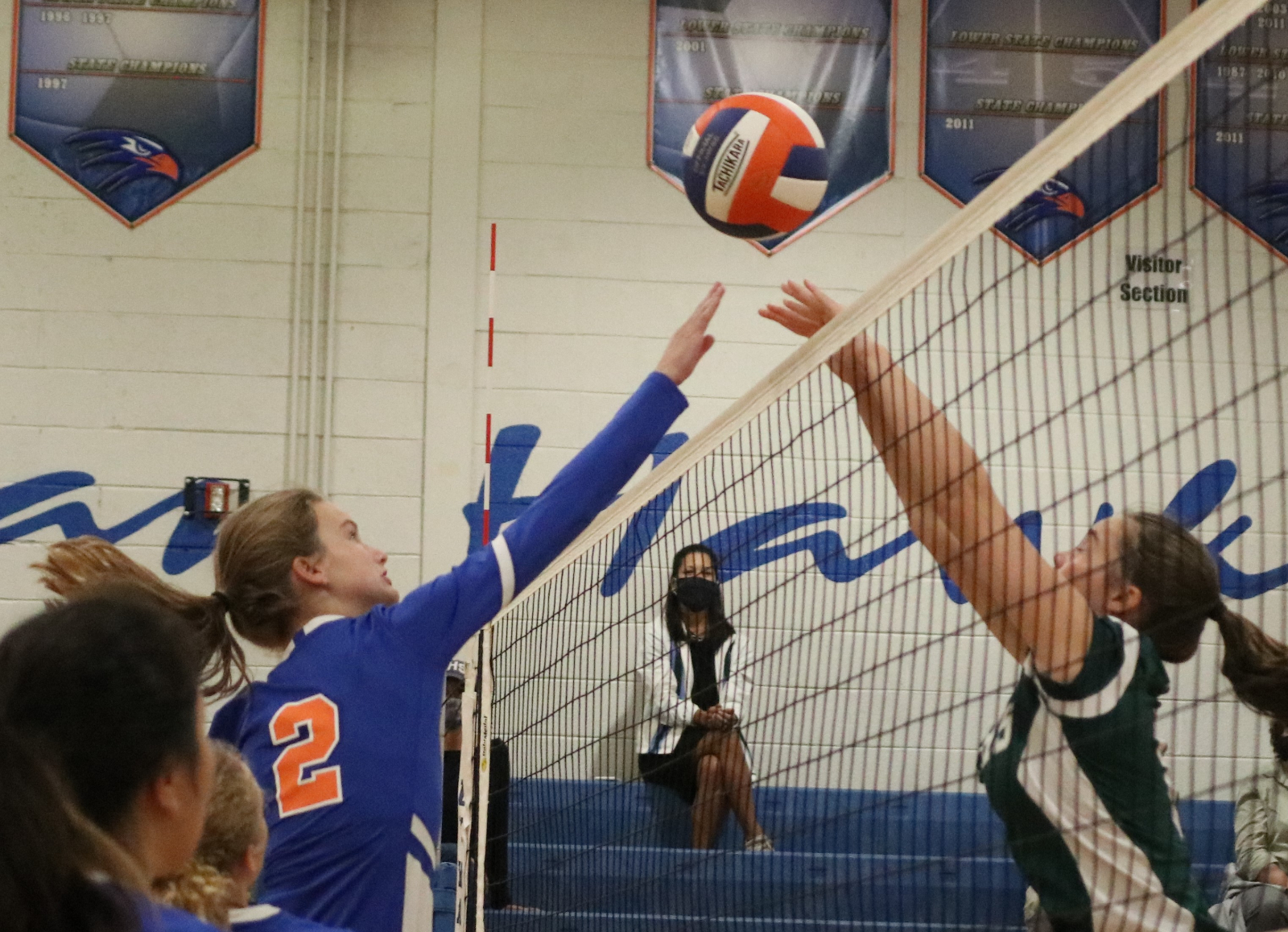 9.17.2020 (PHOTO GALLERY):  Hanahan JV Volleyball vs Academic Magnet HS – photos by Cyril Samonte