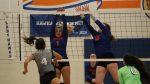 9.17.2020 (PHOTO GALLERY):  Hanahan Varsity Volleyball vs Academic HS - photos by Cyril Samonte