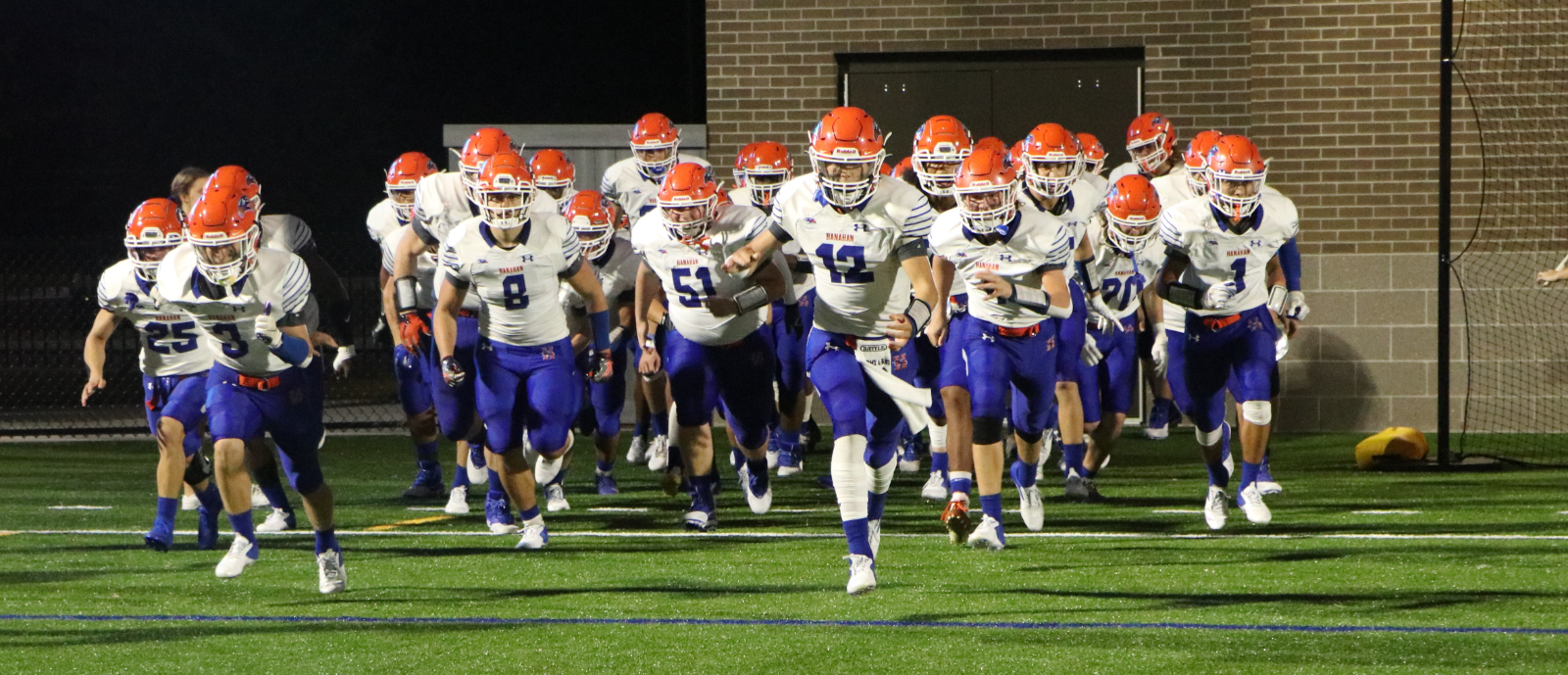 Admission Tickets for Home Football Games