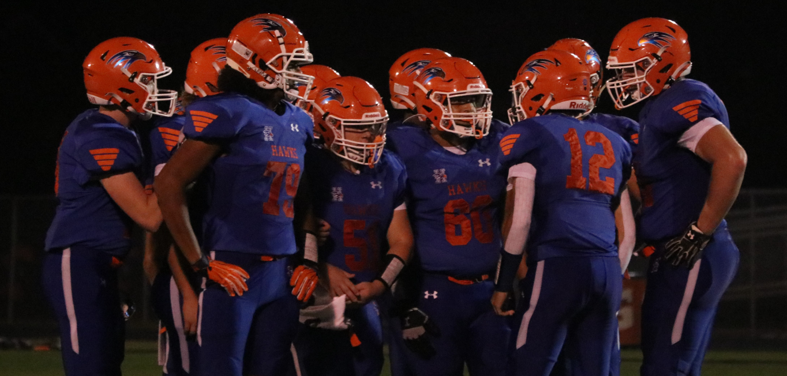 10.16.2020 (PHOTO GALLERY):  Hanahan Varsity FB vs Academic Magnet (HHS wins 55-10) – Photos by Cyril Samonte