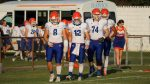 11.14.2020 (PHOTO GALLERY):  Hanahan Varsity Football @ Dillon HS, 1st Round of 3A Playoffs (L, 20-57) - Photos by Cyril Samonte