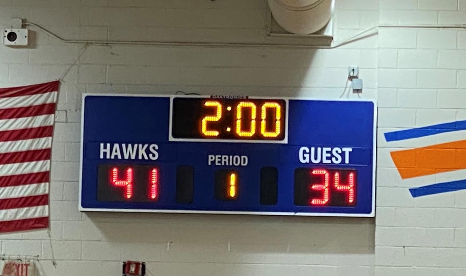 HHS Wrestling beats Camden in Round 2 State Playoffs