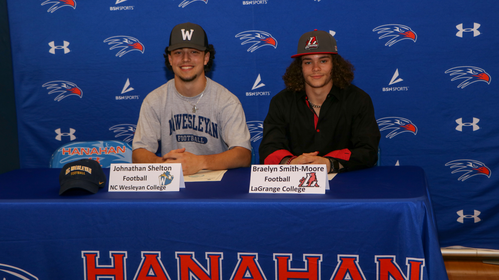 3.11.2021 (PHOTO GALLERY):  Hanahan High School – National Signing Day 3 – Photos by Cyril Samonte