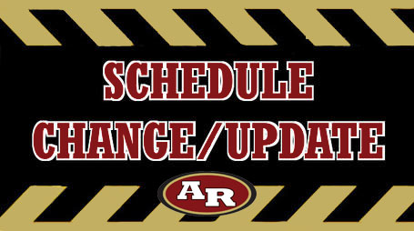 Cancellations/Changes 4/23/18