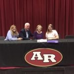 Sawyer signs to Swim at Columbia College