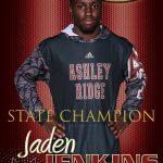 Jaden Jenkins Wins Wrestling State Championship!