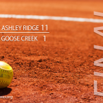 Girls Varsity Softball beats Goose Creek 11 – 1