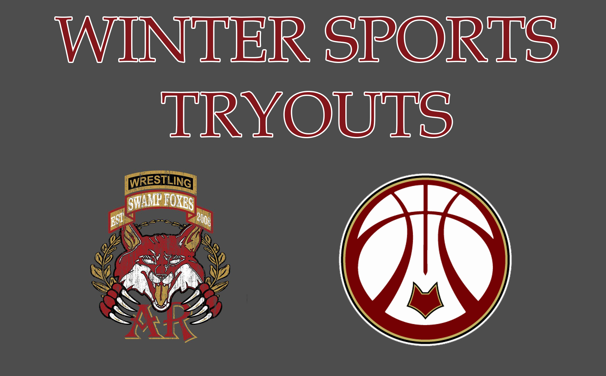 Winter Sports Try Out Information