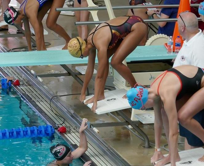 Varsity Swimmer Na'ala Littlejohn named to Student Athlete Advisory Committee