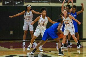 Cane Bay vs Ashley Ridge Girls Basketball