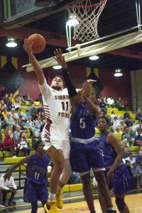 West Ashley vs Ashley Ridge Boys Basketball