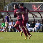 AR Men's Soccer Kicks off Their Season at the Rotary