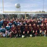 Men's Soccer Holds 3rd Annual Alumni Game