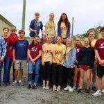 Swim Team Completes Annual Community Service Event