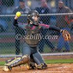 West Ashley vs Ashley Ridge Softball