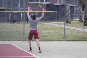 Tennis – Varsity Boys