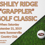 "ASHLEY RIDGE ""GRAPPLER"" GOLF CLASSIC"