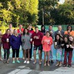 Swim Swampfoxes secure 5A Region 8 Title!