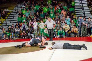 Shs vs Ashley Ridge Wrestling