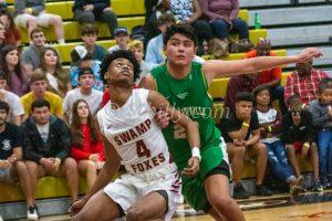 AR vs Shs Boys Var Basketball