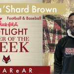 CFA Spotlight Player of the Week – Ra'Shard Brown