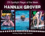 CFA Spotlight Athlete of the Week – Hannah Grover