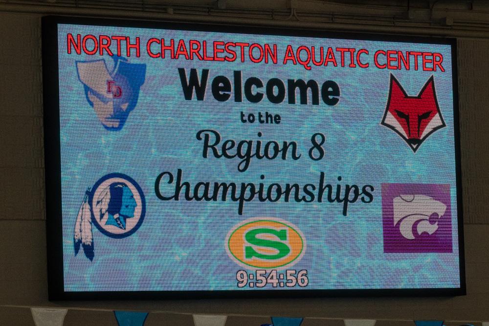 Swim Regionals 8-AAAAA