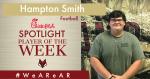 Chick Fil A Spotlight Player of the Week – Hampton Smith