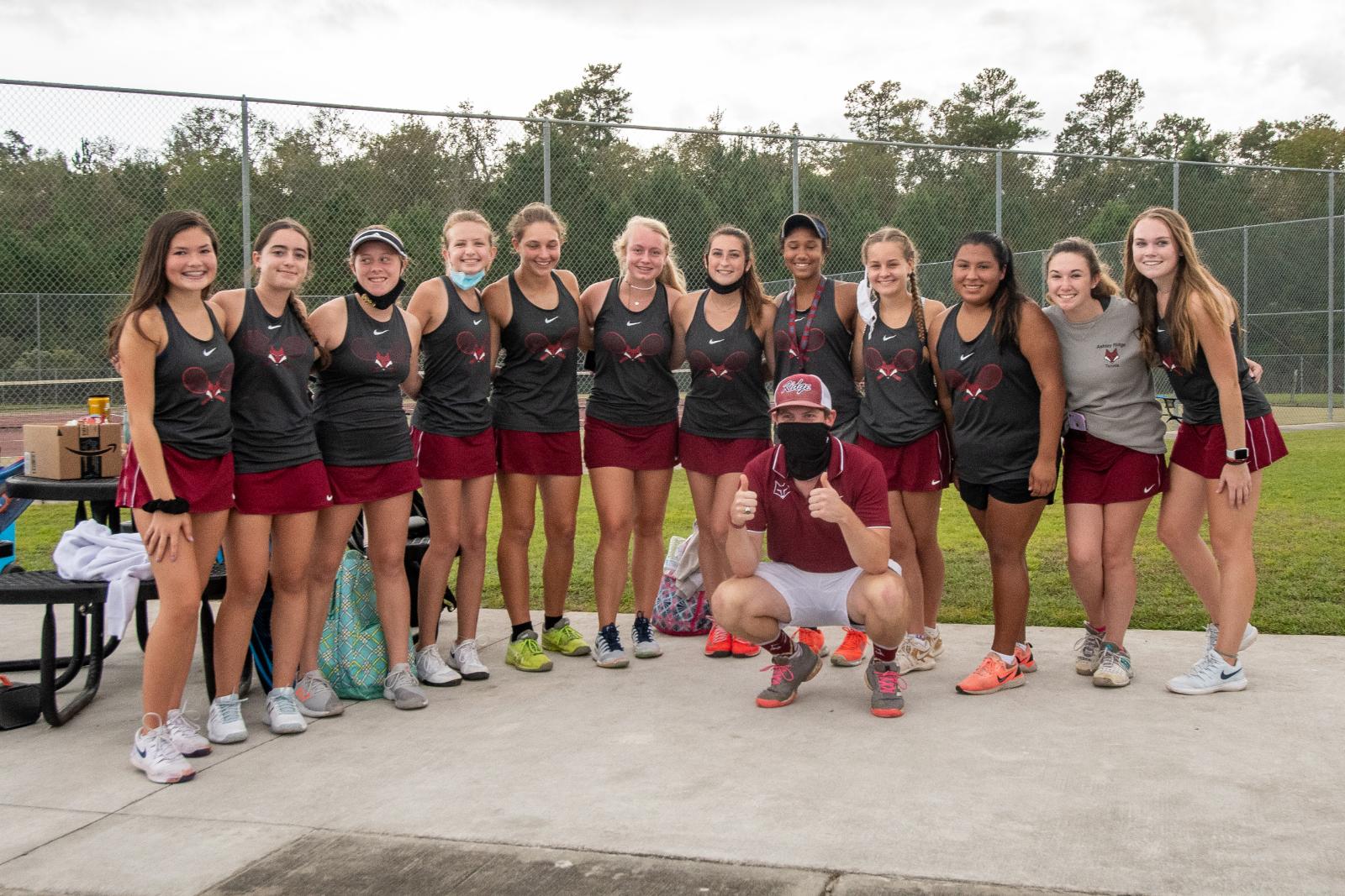 Chapin vs Ashley Ridge Girls Tennis