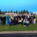 Girls' Track & Field Team Captures 2014 Conference Title!